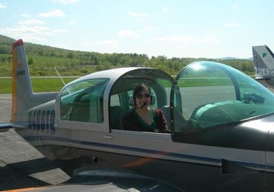 Patty The Pilot